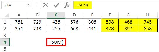 Add multiple rows Example 4-2