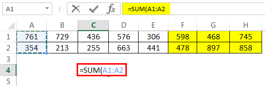 Add multiple rows Example 4-3
