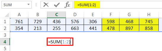 Add multiple rows Example 4-4