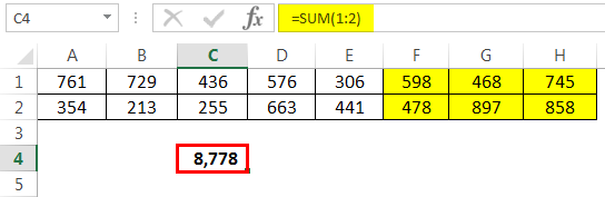Add multiple rows Example 4-5