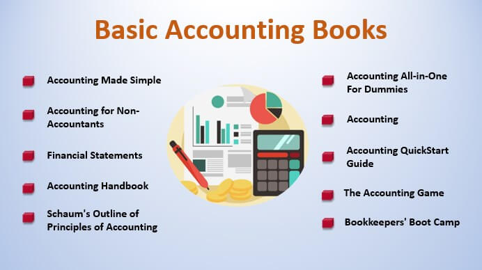 Basic Accounting Books