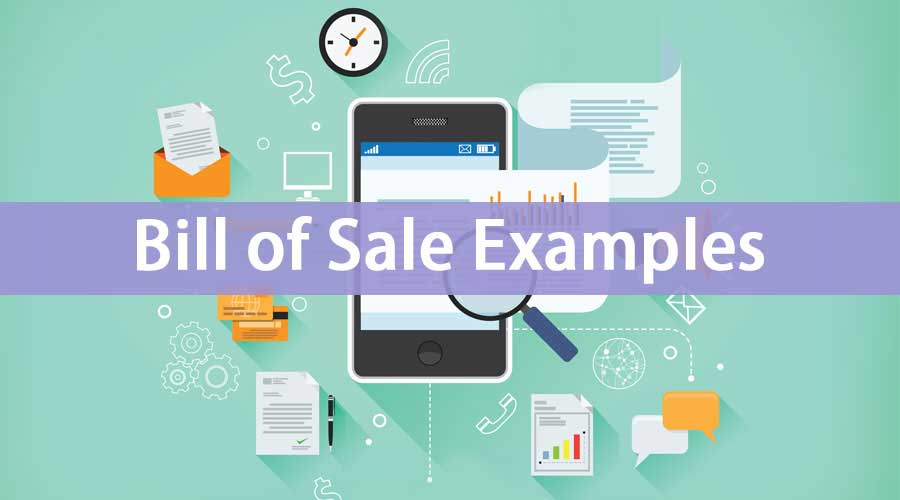 Bill Of Sale Example >> Bill Of Sale Definition Examples Sample Templates For