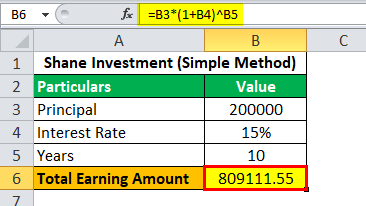 Compounding Example 1.2