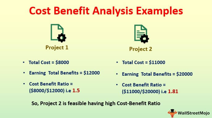 Cost-Benefit Analysis Examples