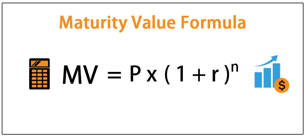 Maturity Value Formula