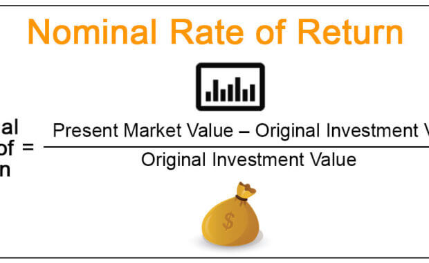 Nominal Rate of Return