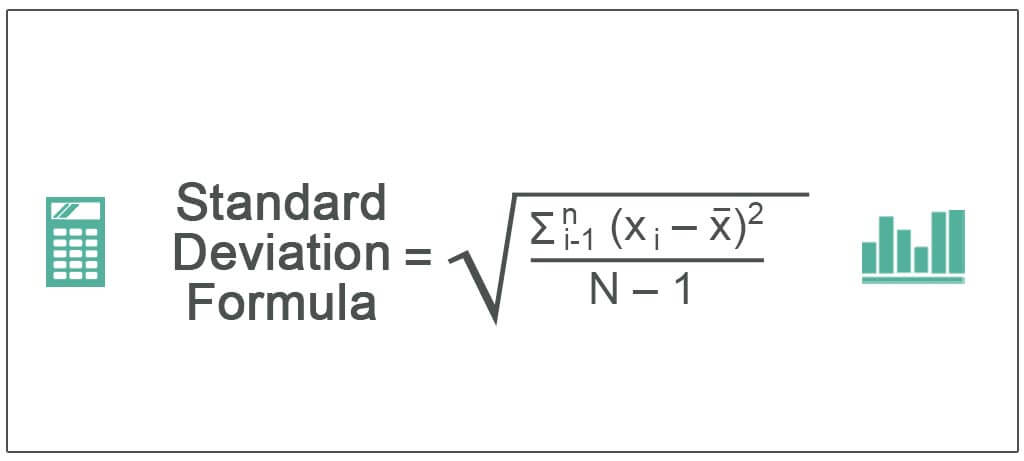 The calculate standard deviation how to How to