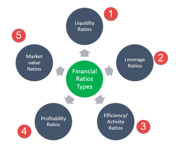 Types of Financial Ratios
