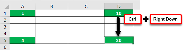 VBA End Example 1-2