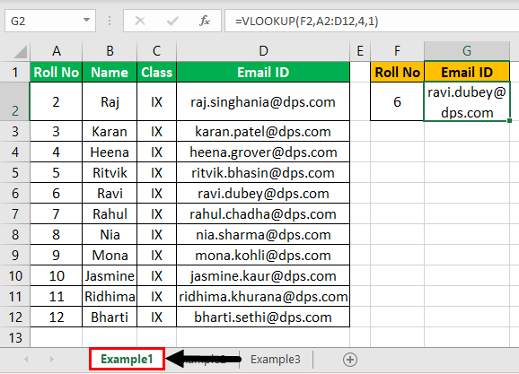 VLOOKUP Table Array | How to use VLOOKUP Table Array in Excel?
