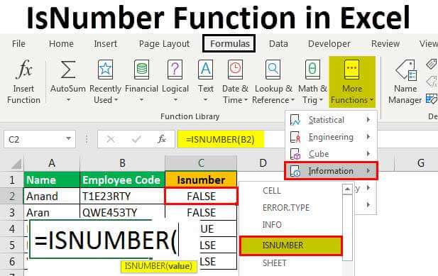 isnumber-function-in-excel