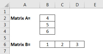 matrix multiplication example 4.1