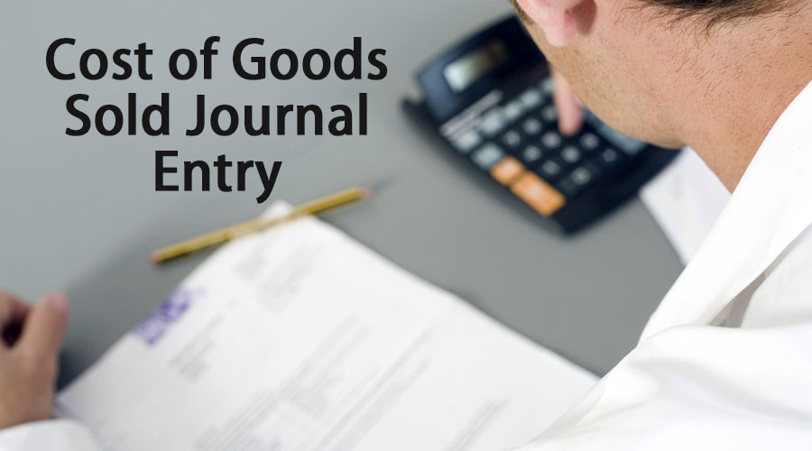 Cost-of-Goods-Sold-Journal-Entry