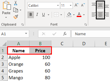 Create Excel Spreadsheet Example 2.0.5