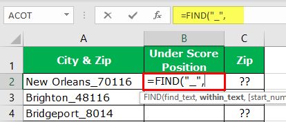 Extract Number from String Excel Example 1-2