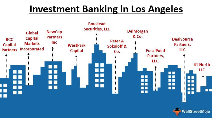 Investment Banking in Los Angeles