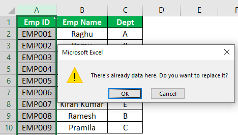 Move Columns in Excel | How to Move, Drag and Swap Columns