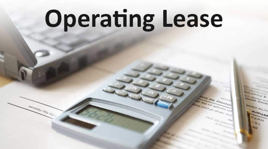 Operating-Lease
