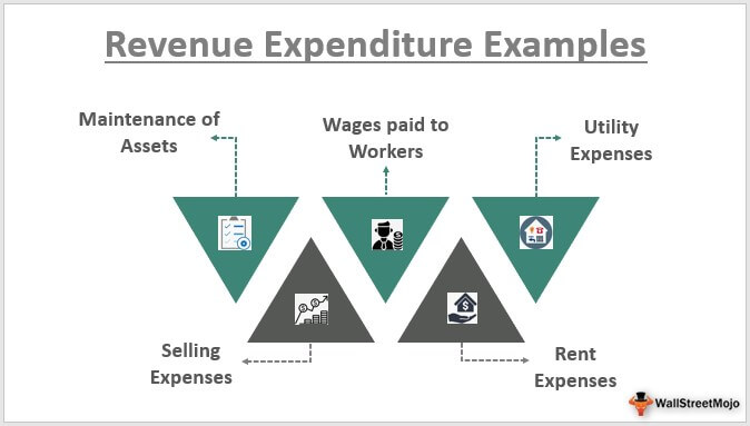 Revenue Expenditure Examples