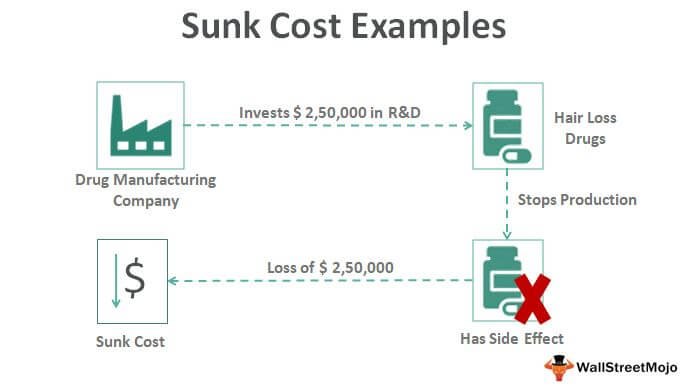 Sunk Cost Examples