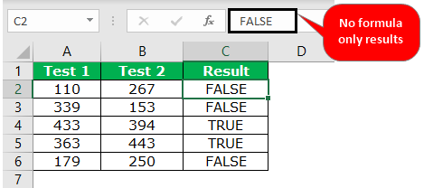VBA AND Example 3-1