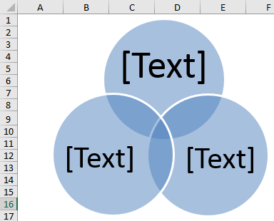 Venn Diagram Example 1-4