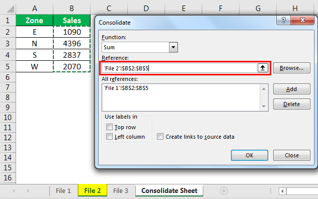 consolidate example 1.11