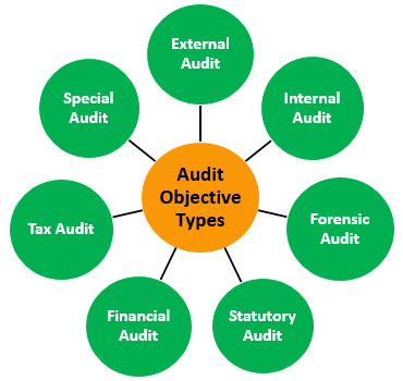 Audit Objectives Types