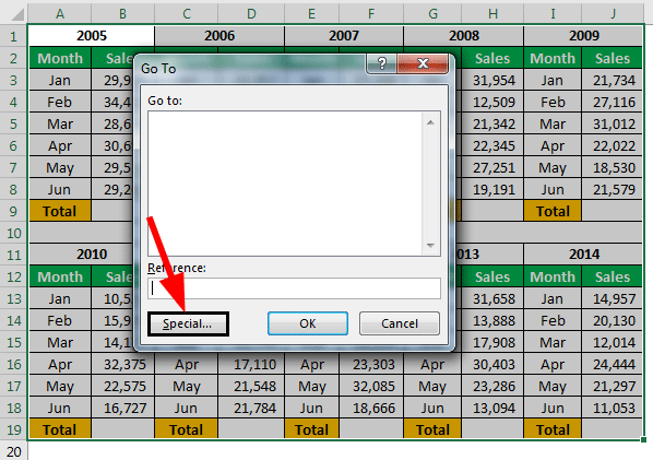 Excel Hacks Example 1-2