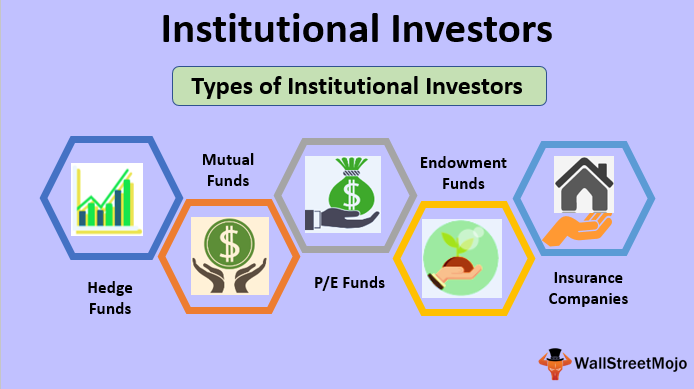 Institutional Investors Definition Top 5 Types Of