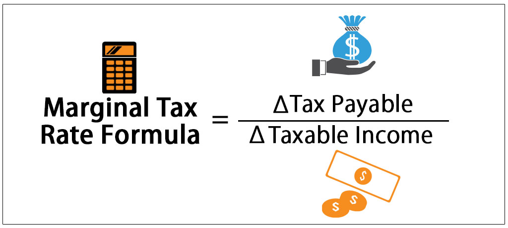 Marginal Tax Rate Formula