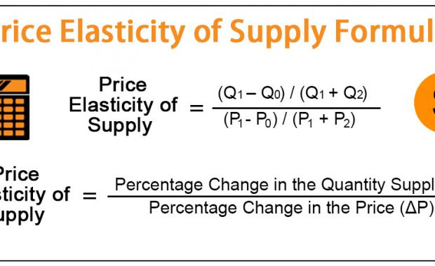 Price Elasticity of Supply Formula