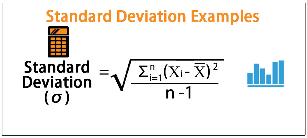 Standard Deviation Examples