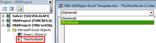 VBA GetObject Example 1-2