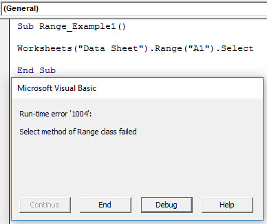 VBA Selection Range | How to Select Range in Excel VBA with ...