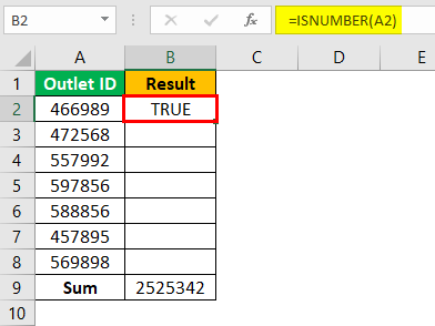 VLOOKUP for Text Example 1.2