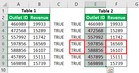 VLOOKUP for Text Example 2.8.0