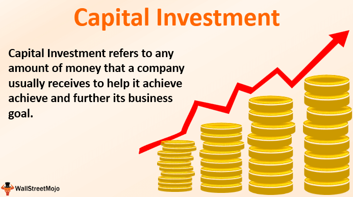 capital investment  definition  examples