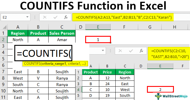 Countifs-Function-in-Excel