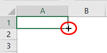 Drag and Drop in Excel 1