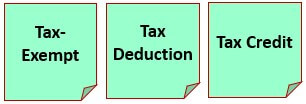 Forms of Tax-Exemption