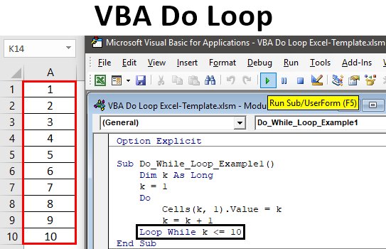 VBA Do Loop