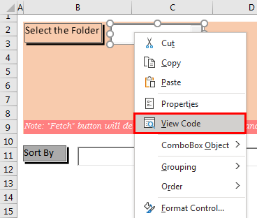 VBA Environ Example 2-5