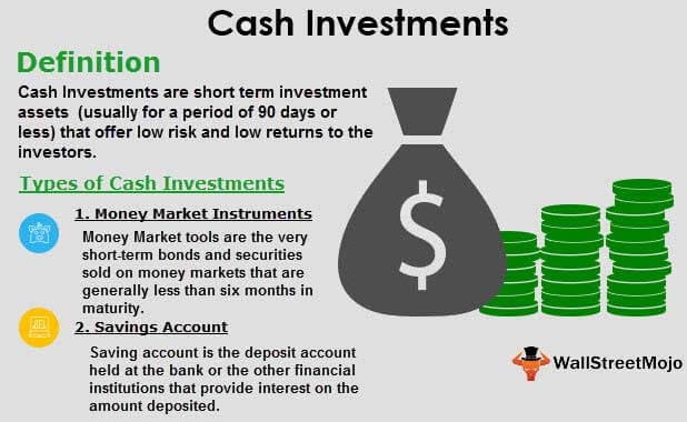 cash investments