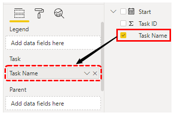 Gantt Charts in Power BI (Add task name)