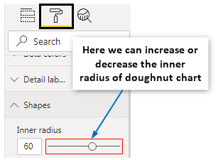 Donut Chart (Formating)
