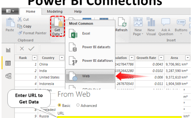 Power-BI-Connections