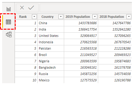 Power BI Connections - Load Data to Power BI