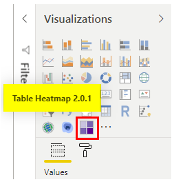 Table Map Option