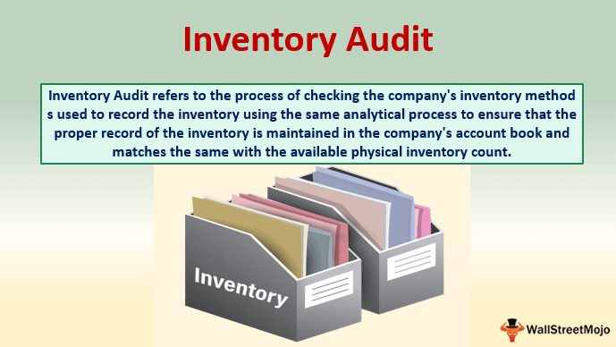 Inventory Audit